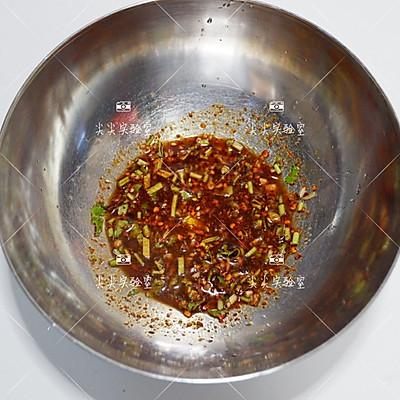 酸辣拌米粉的做法 步骤5
