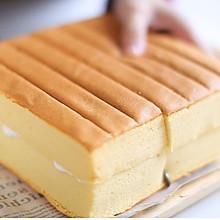 橙子棉花蛋糕