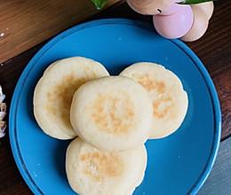 宝宝辅食-山药苹果小饼