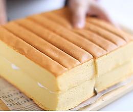 橙子棉花蛋糕的做法