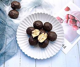 完胜好丽友的巧克力派的做法