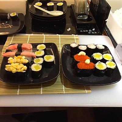 小卷,手握寿司,军舰寿司
