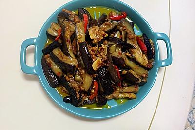 家常菜:肉沫烧茄子,超级下饭