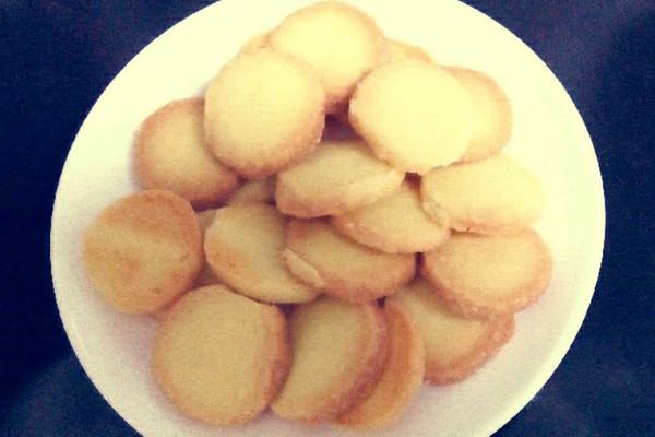 粗糖饼干的做法
