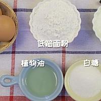 酸奶夹心绵绵糕 宝宝辅食食谱的做法图解1