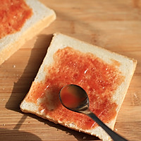 【吐司比萨】——隔夜吐司变华丽早餐的做法图解3