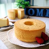 淡奶油戚风蛋糕#我的烘焙不将就#的做法图解12