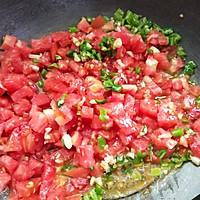 #一人一道拿手菜#一道菜能吃两碗饭~青椒番茄酱的做法图解5
