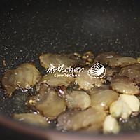 腊肉炒包菜#无腊味,不新年#的做法图解5