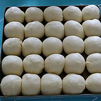 奶香小面包的做法图解8