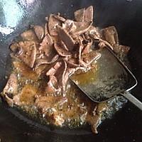 泡菜猪肝的做法图解4