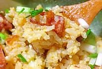 家的味道-酱油炒饭的做法