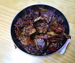 #我们约饭吧#嫩姜麻油鸭的做法