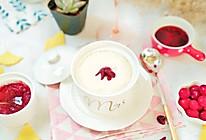 #百变莓小姐#蔓越莓老北京宫廷奶酪的做法