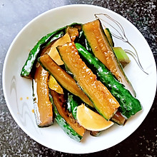 #我们约饭吧#  超简单清爽小咸菜--多味黄瓜