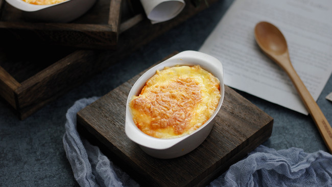 芝士焗红薯的做法