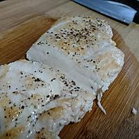 嫩煎鸡胸肉,健身减脂必备的做法图解14
