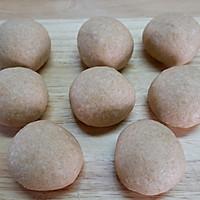 全麦低脂海盐面包的做法图解6
