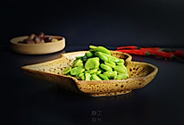 清炒蚕豆的做法