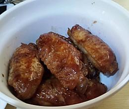 蠔油燜雞翅的做法