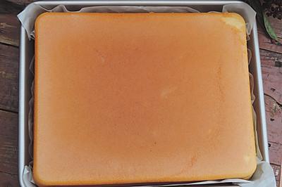 11寸原味戚风蛋糕