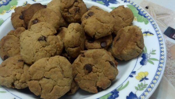 自制巧克力饼干