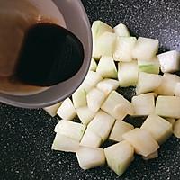 #美食新势力# 红烧冬瓜的做法图解6