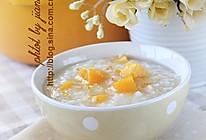 桂花山芋粥的做法