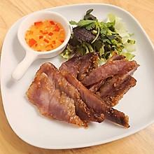 梅酱猪颈肉