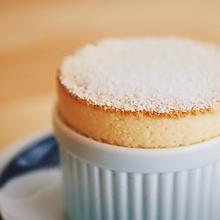超快手小蛋糕法式舒芙蕾蛋糕