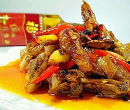 【红油爆炒童子鸡】#我要上首页挑战家常菜#的做法
