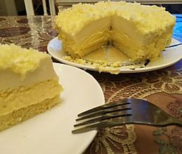 双层乳酪芝士蛋糕的做法