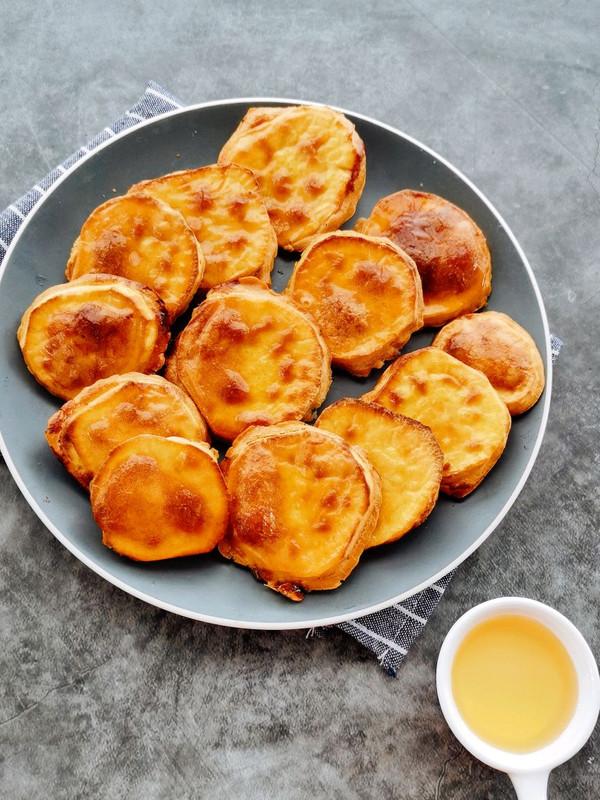 自制追剧小零食香甜软糯的蜂蜜烤红薯的做法