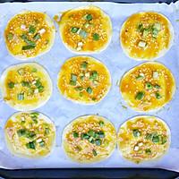 #父亲节,给老爸做道菜#饺子皮葱油孜然薄脆饼的做法图解11