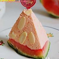 西瓜冰淇淋