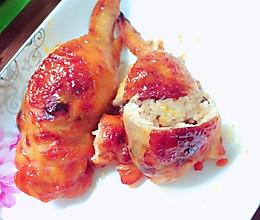 台湾小吃翅包饭的做法