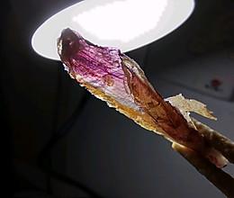 时令花馔:酥炸玉兰的做法