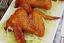 奥尔良烤鸡全翅#美的烤箱菜谱#的做法