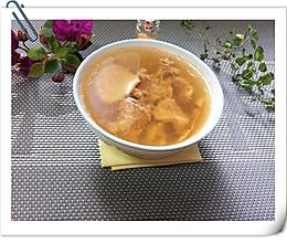 红参三七瘦肉汤的做法