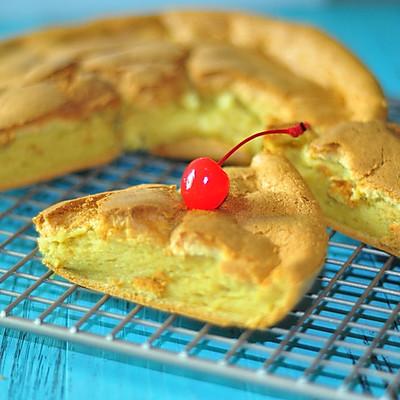 芒果软心蛋糕