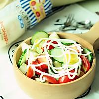 快手鲜果沙拉#丘比轻食厨艺大赛#