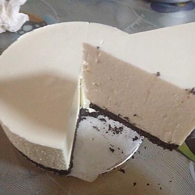 榴莲芝士蛋糕(免烤)