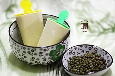 绿豆雪糕~香甜解署的夏日冷饮上品!