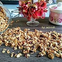 早餐营养燕麦片(granola)的做法图解11