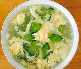 黄瓜蛋汤的做法