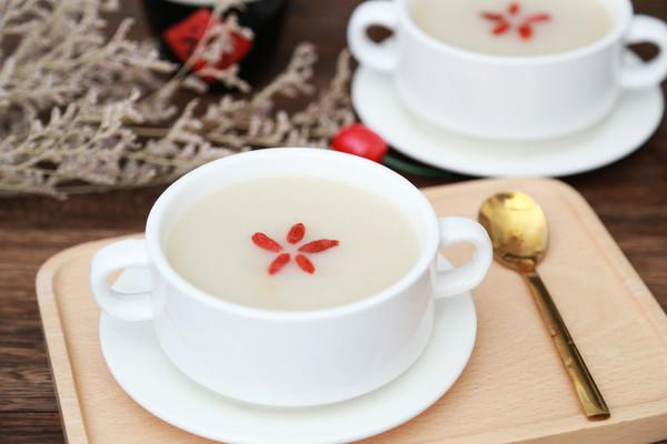 #秋天怎么吃#姜汁莲藕羹的做法