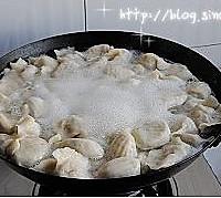 芹菜白菜猪肉馅儿饺子的做法图解14