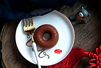 可可味甜甜圈的做法