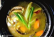 鲜鲜的泥鳅汤的做法