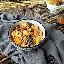 香菇鸡肉焖饭—超好吃的懒人饭
